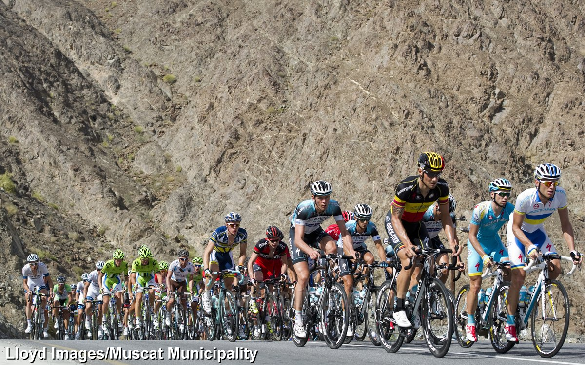 2013 Tour of Oman Stage 4 Photos | www cyclingfans com