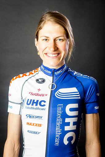 Photo: Mara Abbott, UnitedHealthcare Pro Cycling Women's Team photo Copyright � Jonathan Devich.