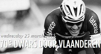 Thumbnail Credit (cyclingfans.com): Jens Debusschere (Lotto Soudal) won the 2016 Dwars door Vlaanderen.