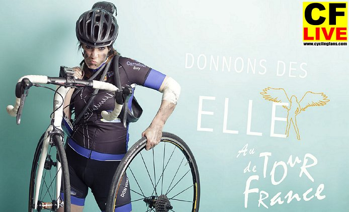 Thumbnail Credit (cyclingfans.com): Donnons des Elle au Vélo J-1 (formerly Donnons des ELLE au Tour) - sponsored by cyclingfans.com
