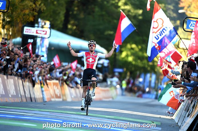 2019 UCI Road World Championships LIVE stream, Schedule