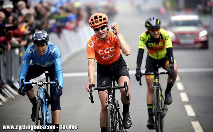 2019 Tour De Yorkshire Live Video Stream Preview Start List Route Details Results Photos Stage Profiles Women S Men S Www Cyclingfans Com