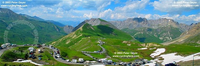 The Galibier Pass