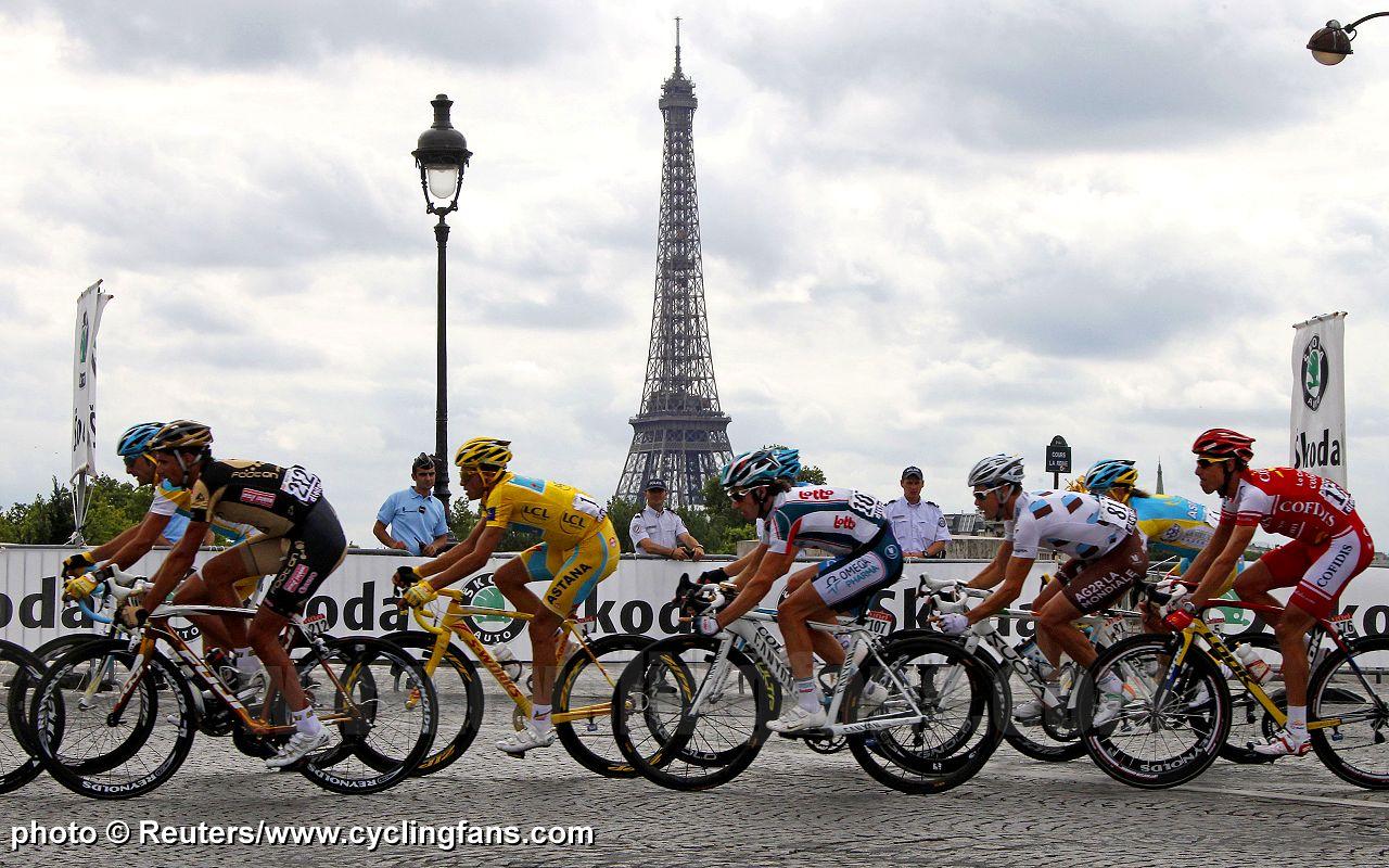 2010 Tour de France photos - Stage 20 | www.