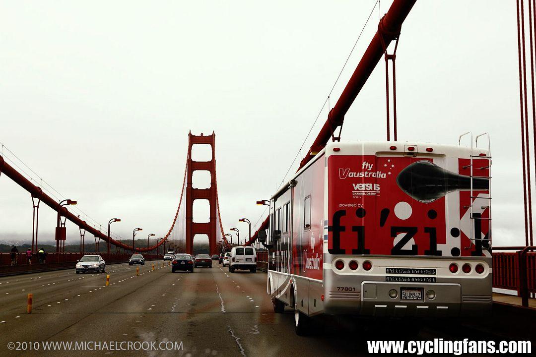 Stage  Tour Of California