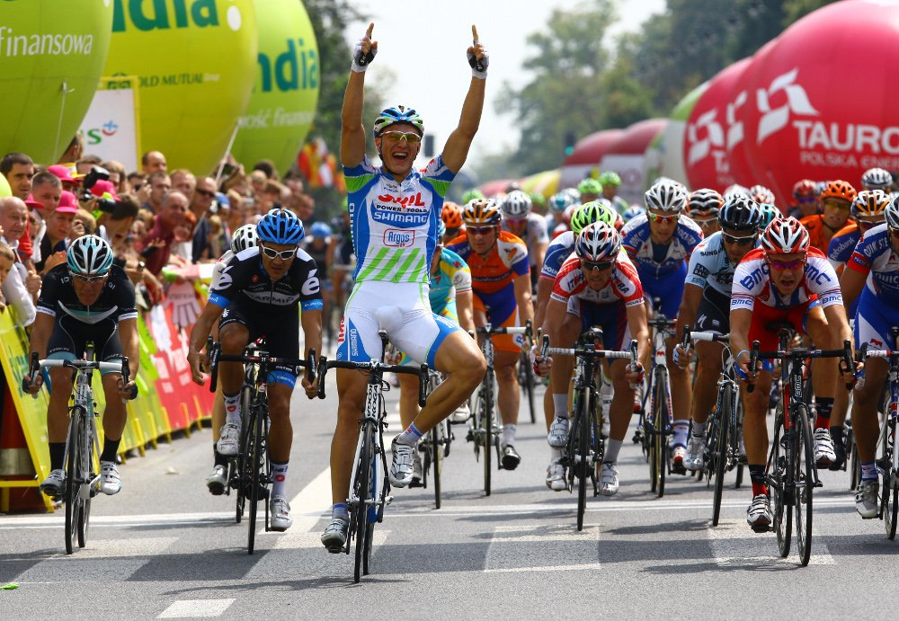2011 Tour of Poland Stage 2 LIVE
