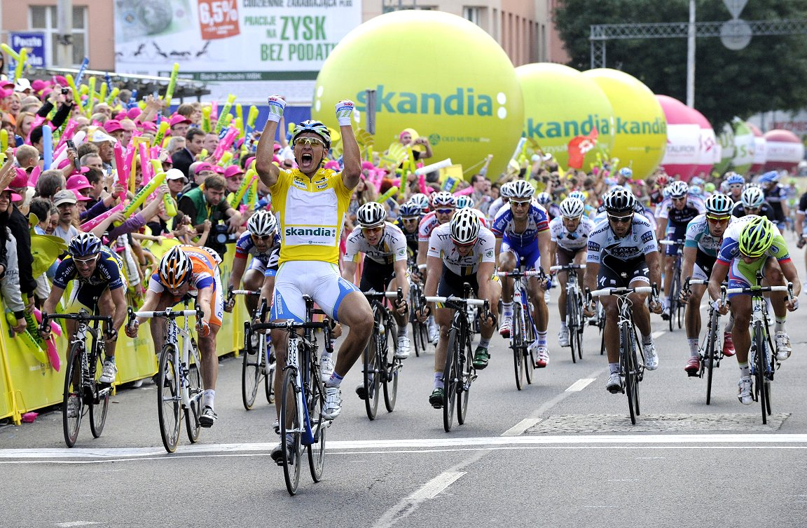 2011 Tour of Poland Stage 3 LIVE