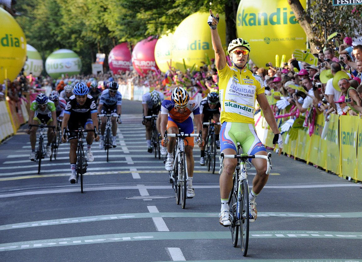 2011 Tour of Poland Stage 6 LIVE