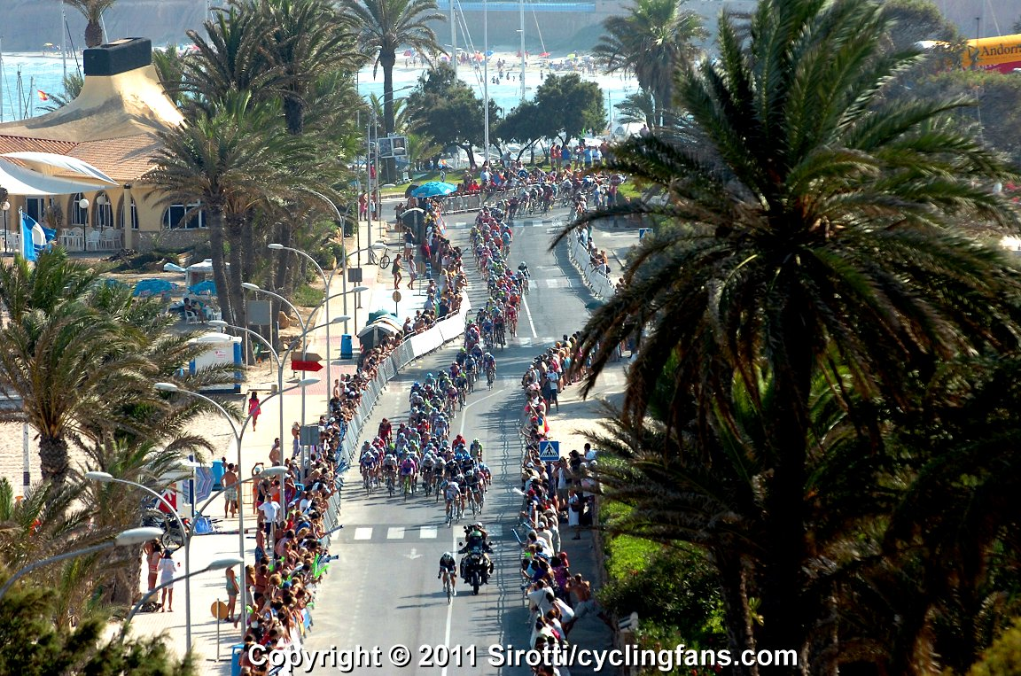 Playas de Orihuela Spain  city photos : photo Copyright © 2011 Fotoreporter Sirotti/cyclingfans.com