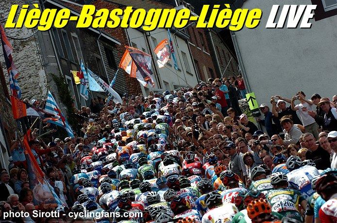 Liege Bastogne on
