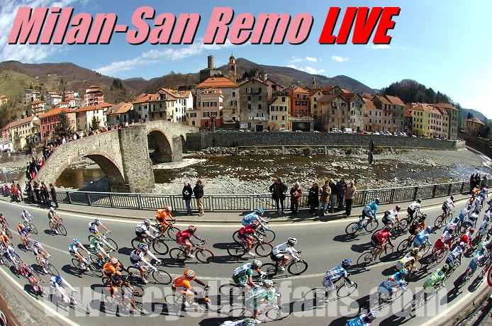 Mailand San Remo Live